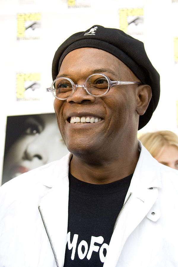 600Px Samuel L Jackson At San Diego Comic Con 2008