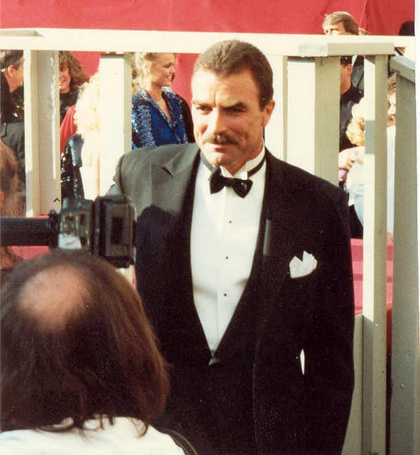 Tom Selleck 1988
