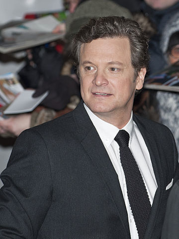 Colin Firth Tom Vogt Telefonansagen Synchronsprecher